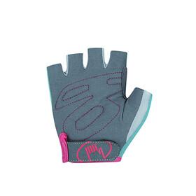 Roeckl Trentino Gloves Kids, turkusowy